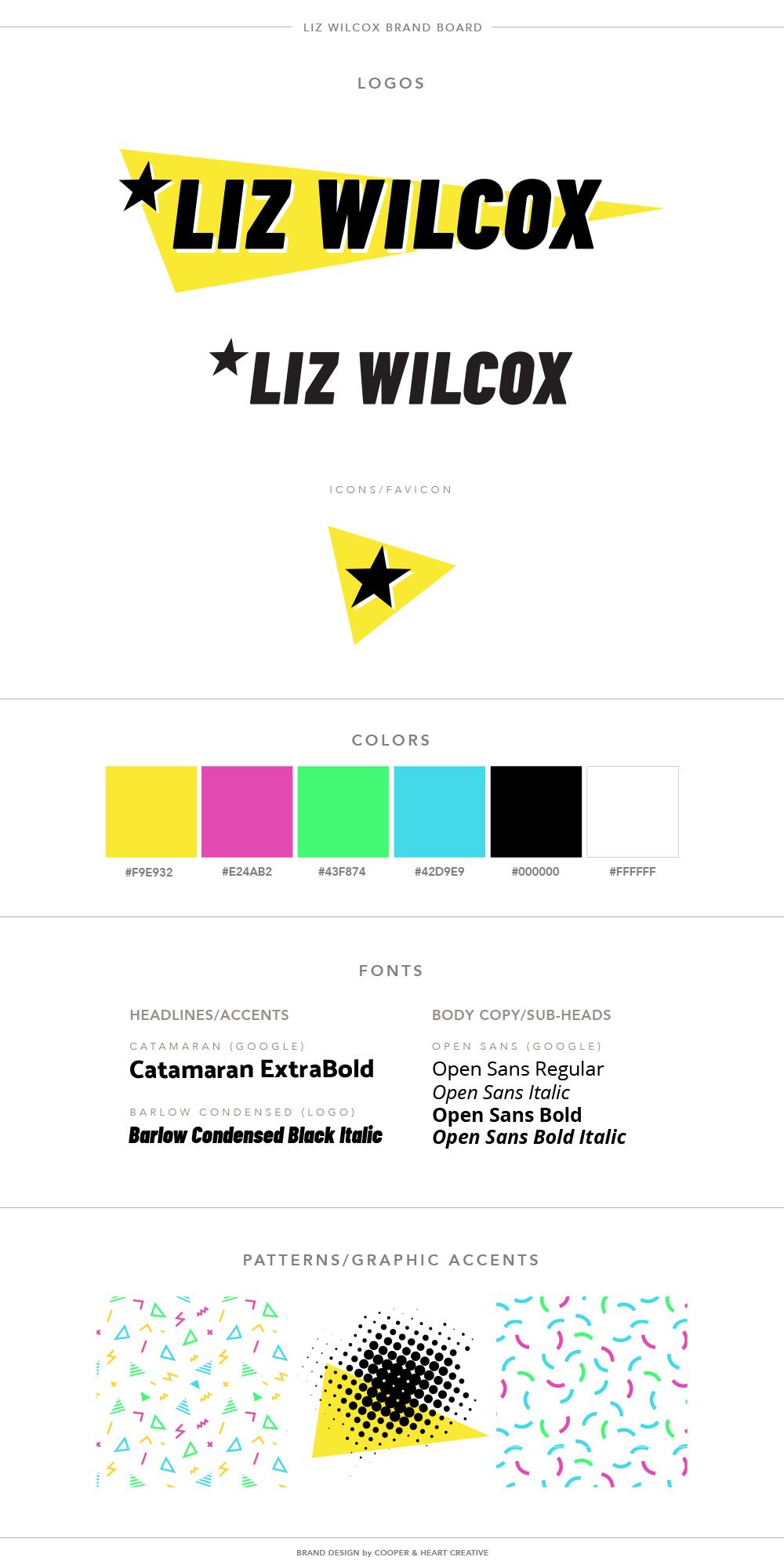 Liz Wilcox brand