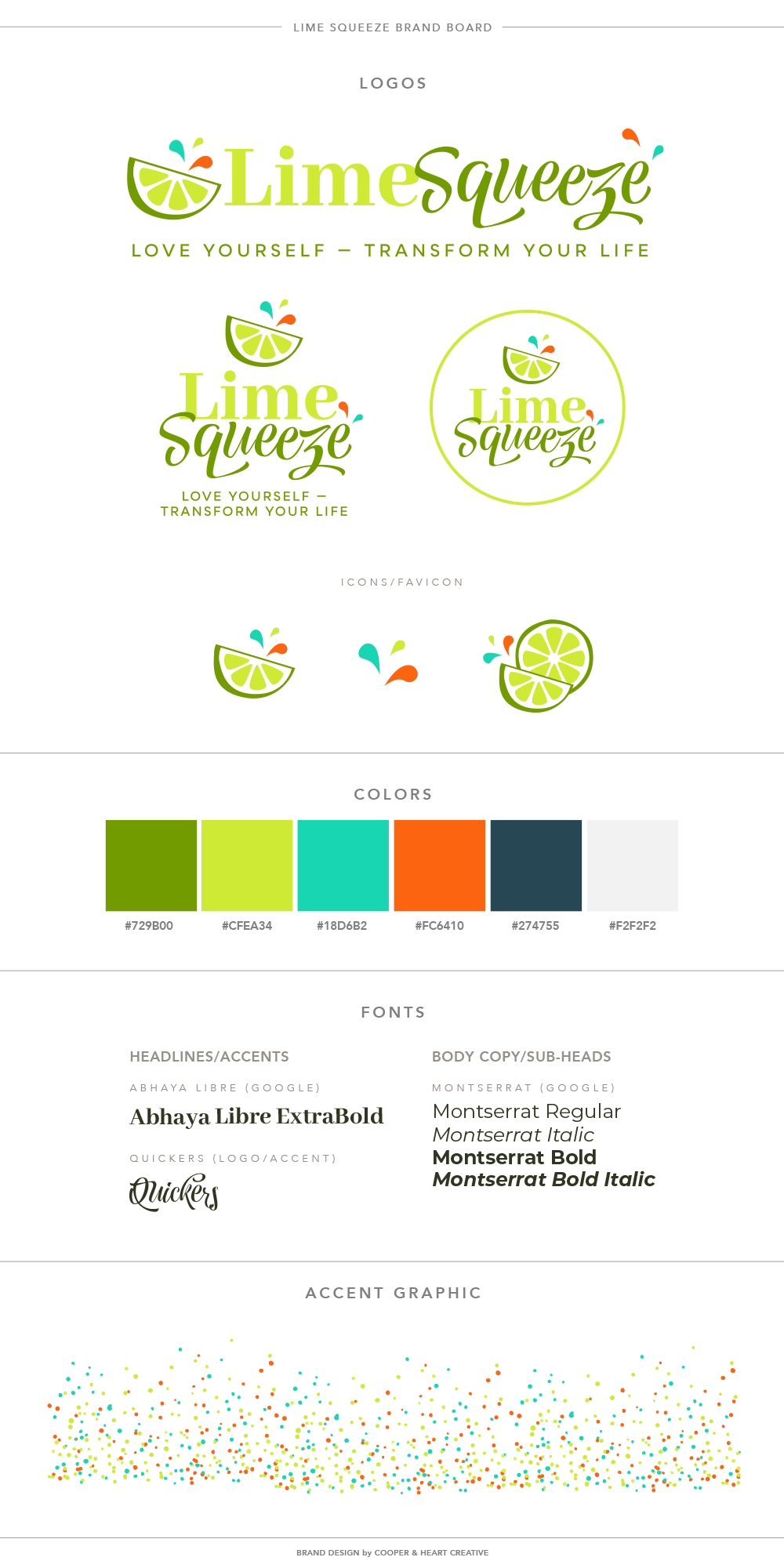 Lime Squeeze brand